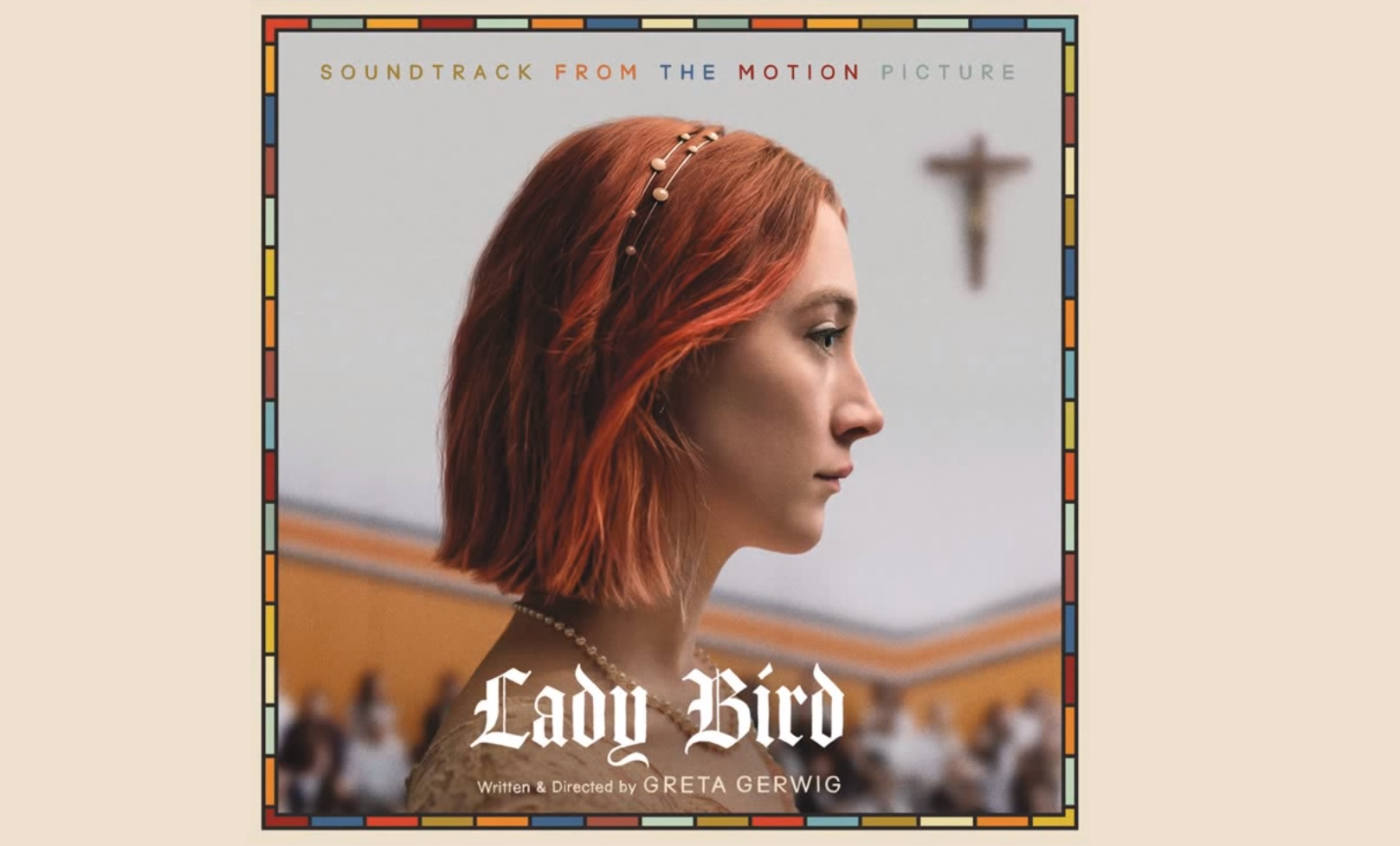 Lady Bird – Soundtrack, Tráiler