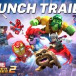 LEGO Marvel SuperHeroes 2 (PC, PS4, Switch, XB1) – Tráiler