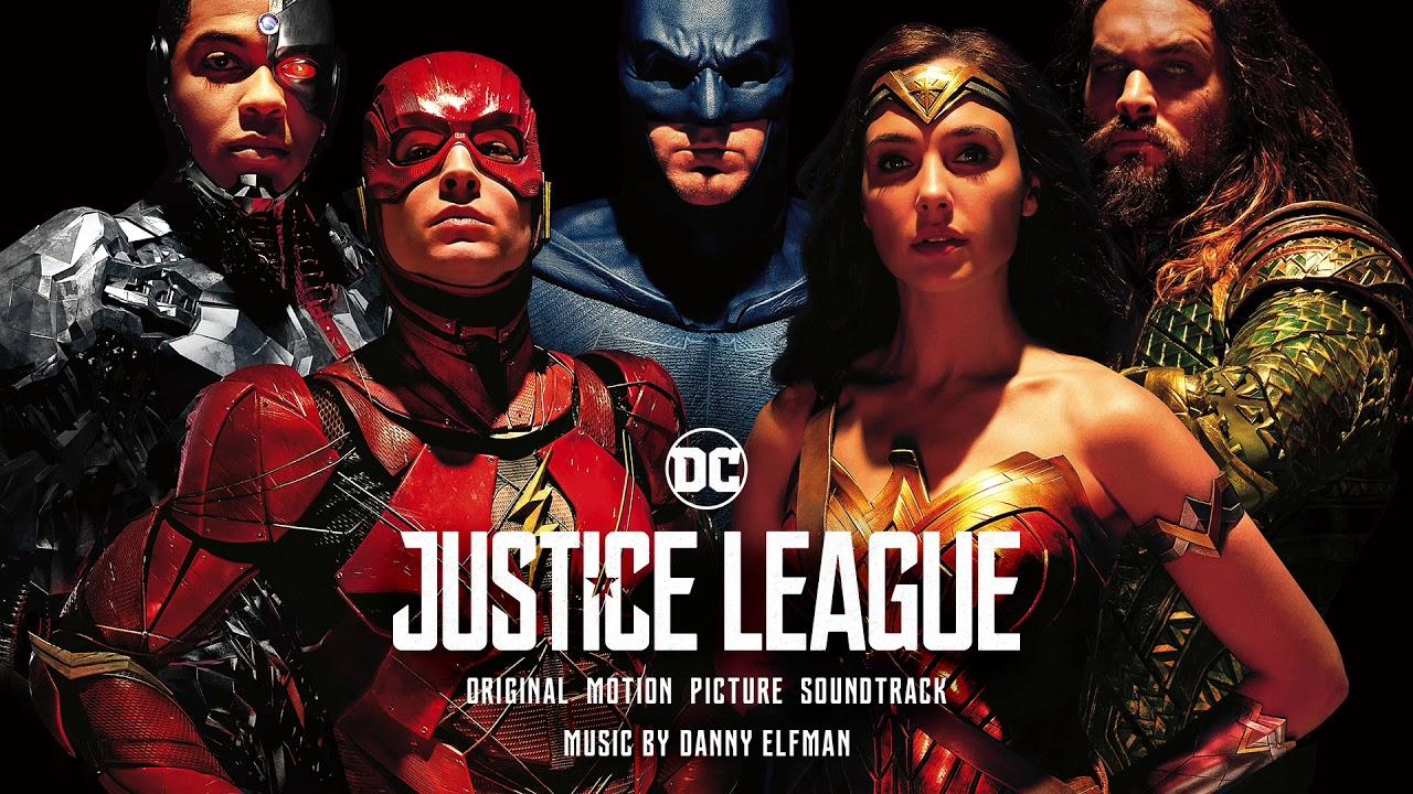 Liga de la Justicia (Justice League) – Soundtrack, Tráiler
