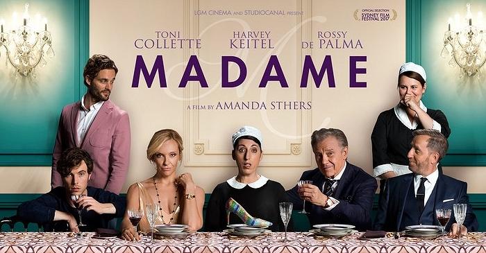 La Madame (Madame) – Soundtrack, Tráiler