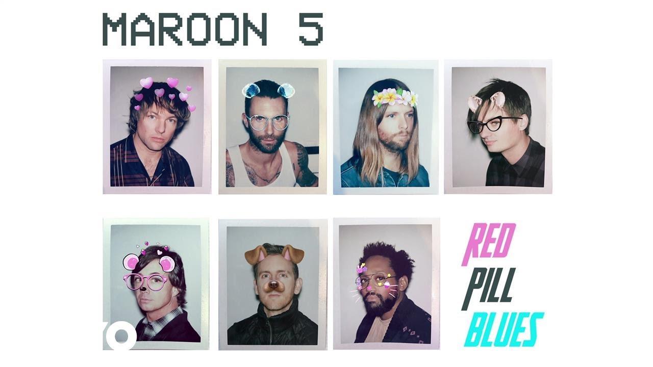 Maroon 5 – Discografía (2002-2017)