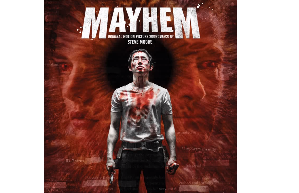 Mayhem – Soundtrack, Tráiler
