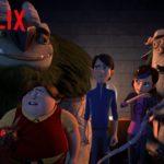 Trollhunters (Serie de TV) – Tráiler