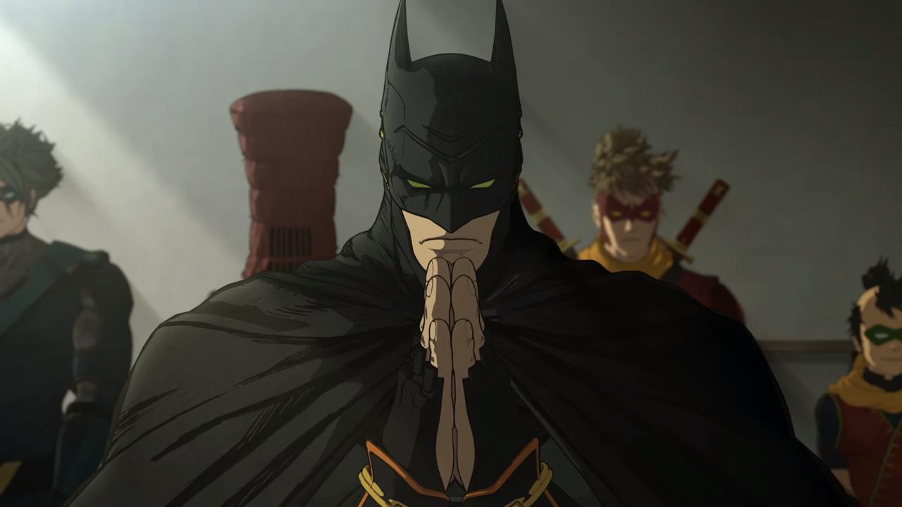 Batman Ninja – Tráiler
