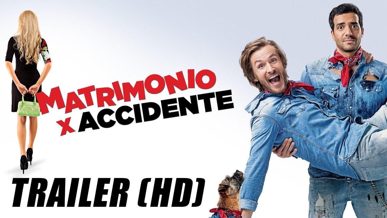 Matrimonio Accidente Trailer : Matrimonio accidente Épouse moi mon pote tráiler