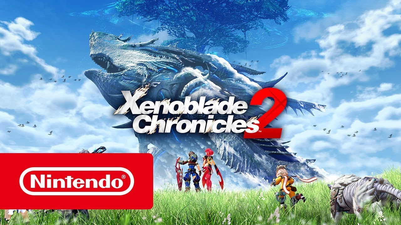 Xenoblade Chronicles 2 (Switch) – Soundtrack, Tráiler