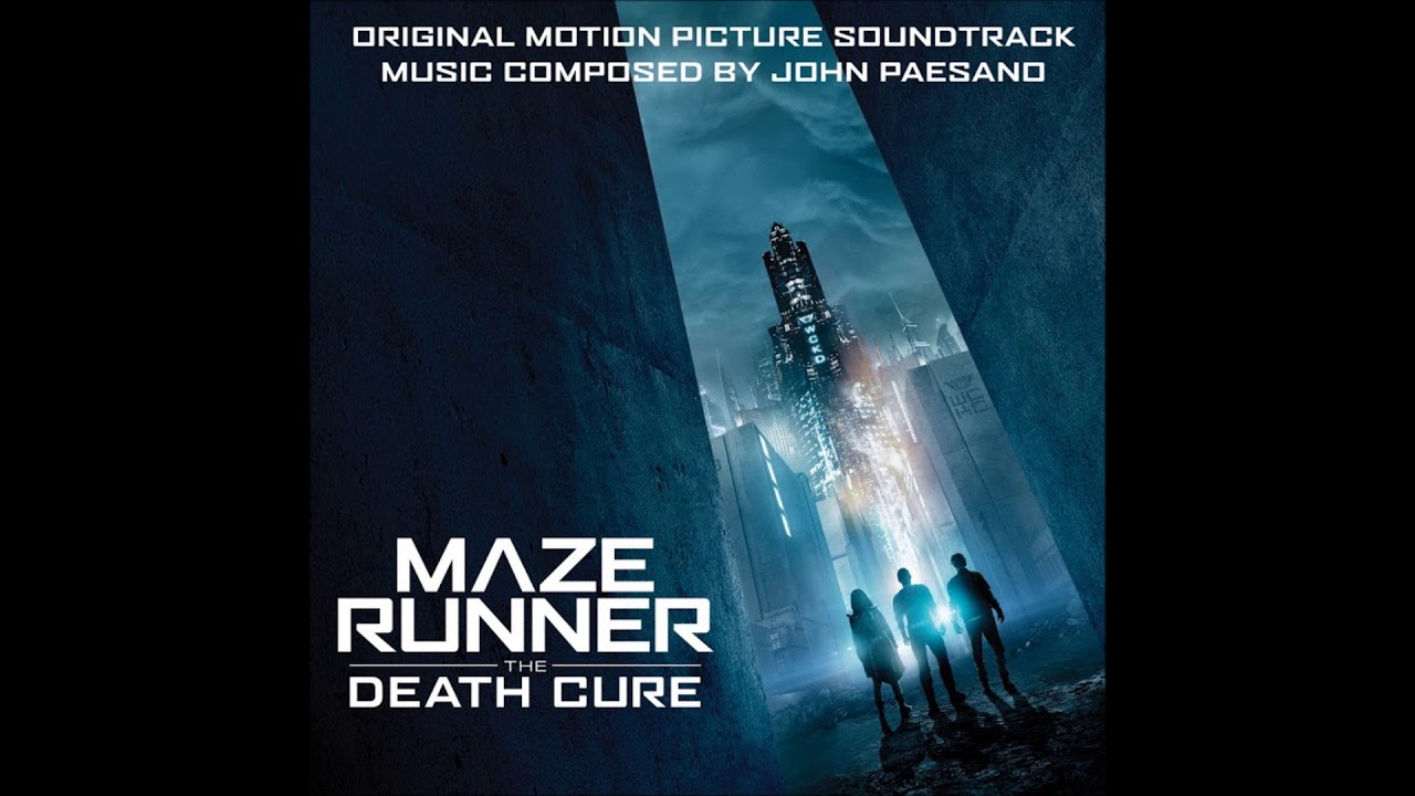 Maze Runner: La Cura Mortal (Maze Runner: The Death Cure) – Soundtrack, Tráiler