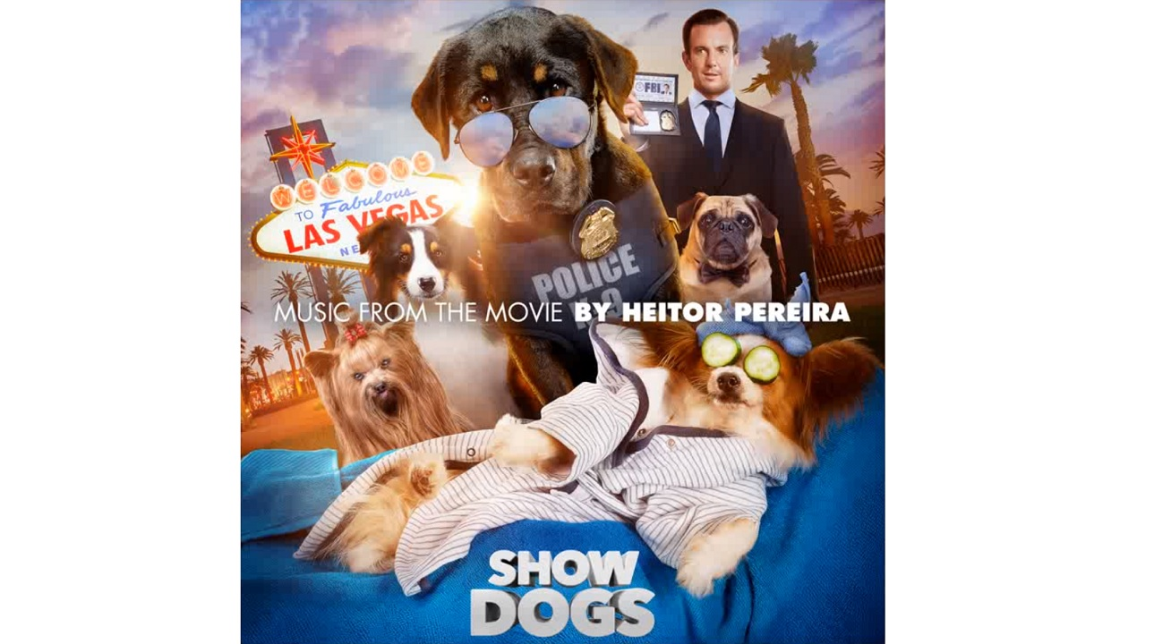 Superagente Canino (Show Dogs) – Soundtrack, Tráiler