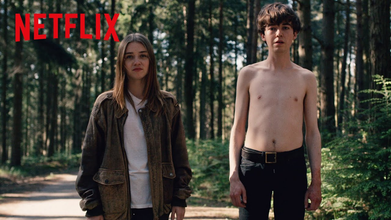 The End of the F***ing World (Serie de TV) – Soundtrack, Tráiler