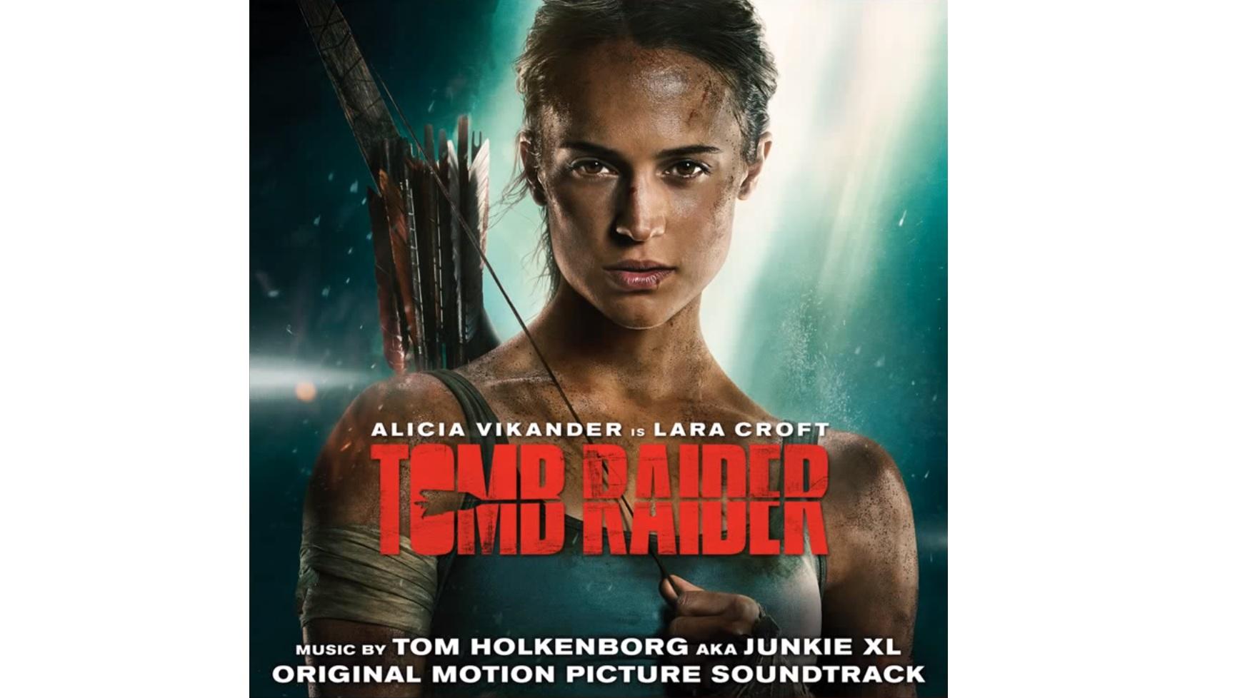 Tomb Raider: Las Aventuras de Lara Croft – Soundtrack, Tráiler