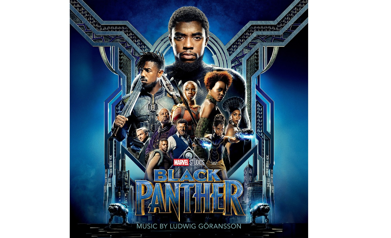 Pantera Negra (Black Panther) – Soundtrack, Tráiler