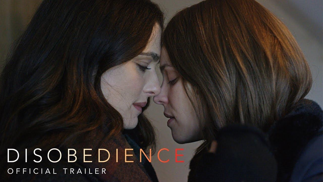 Desobediencia (Disobedience) – Soundtrack, Tráiler