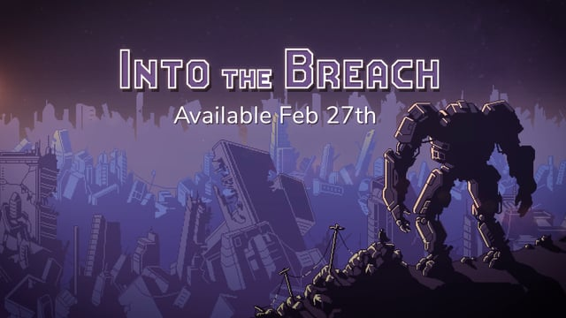 Into the Breach (PC) – Soundtrack, Tráiler