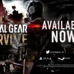 Metal Gear Survive (PC, PS4, XB1) – Soundtrack, Tráiler