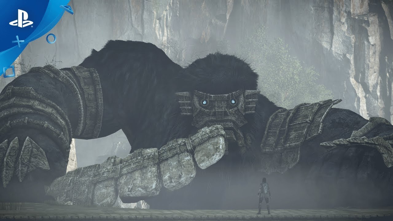 Shadow of the Colossus (PS4) – Tráiler