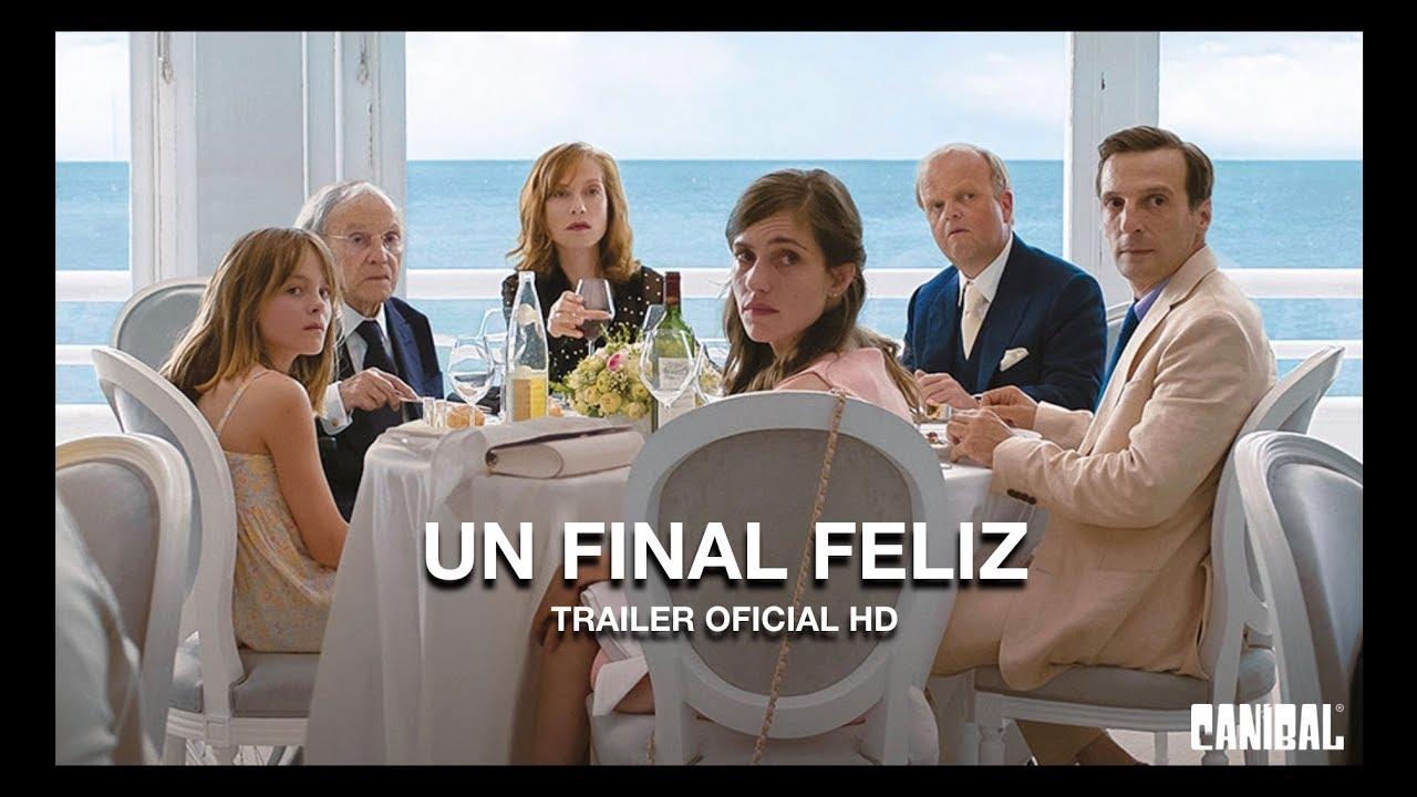Un Final Feliz (Happy End) – Soundtrack, Tráiler
