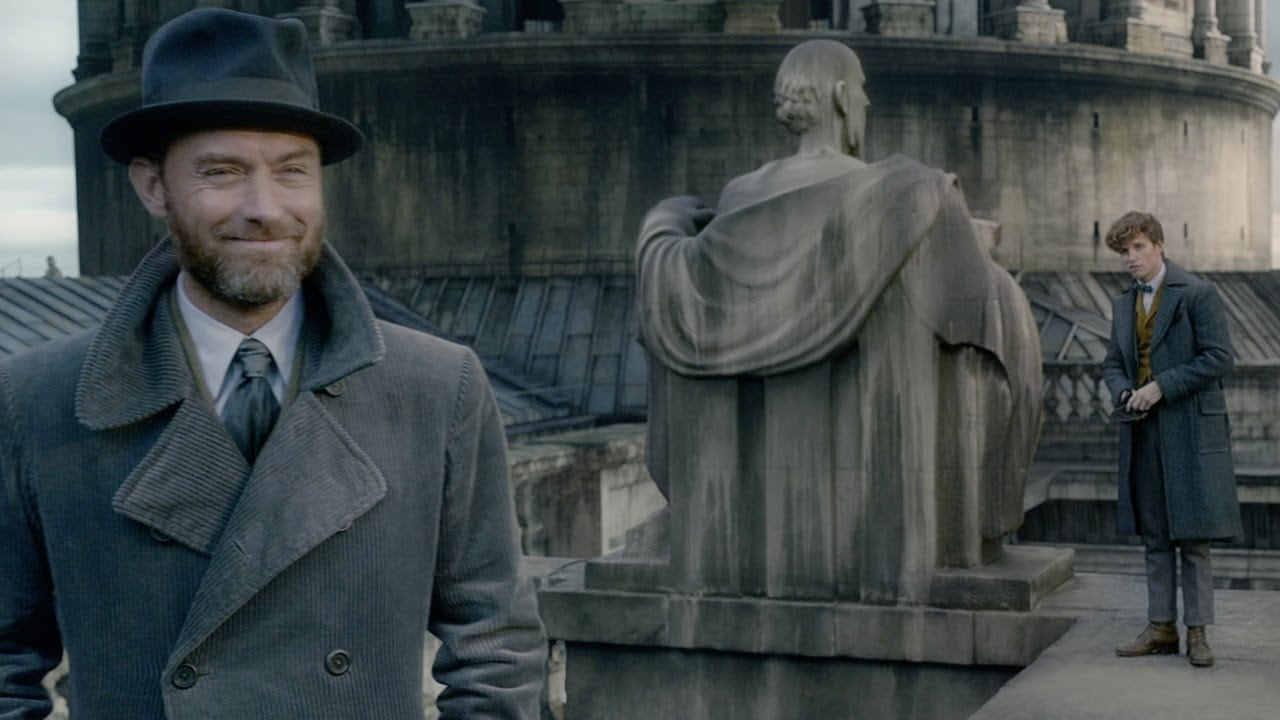 Animales Fantásticos: Los Crímenes de Grindelwald (Fantastic Beasts: The Crimes of Grindelwald) – Tráiler