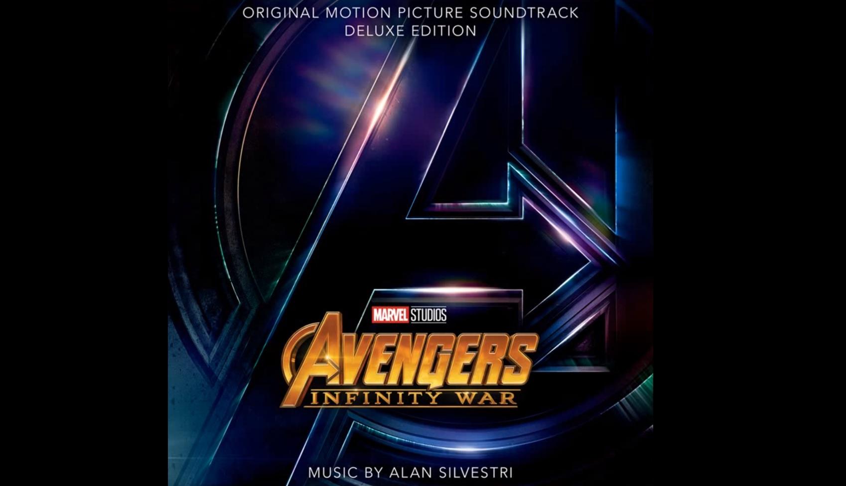 Avengers: Infinity War – Soundtrack, Tráiler