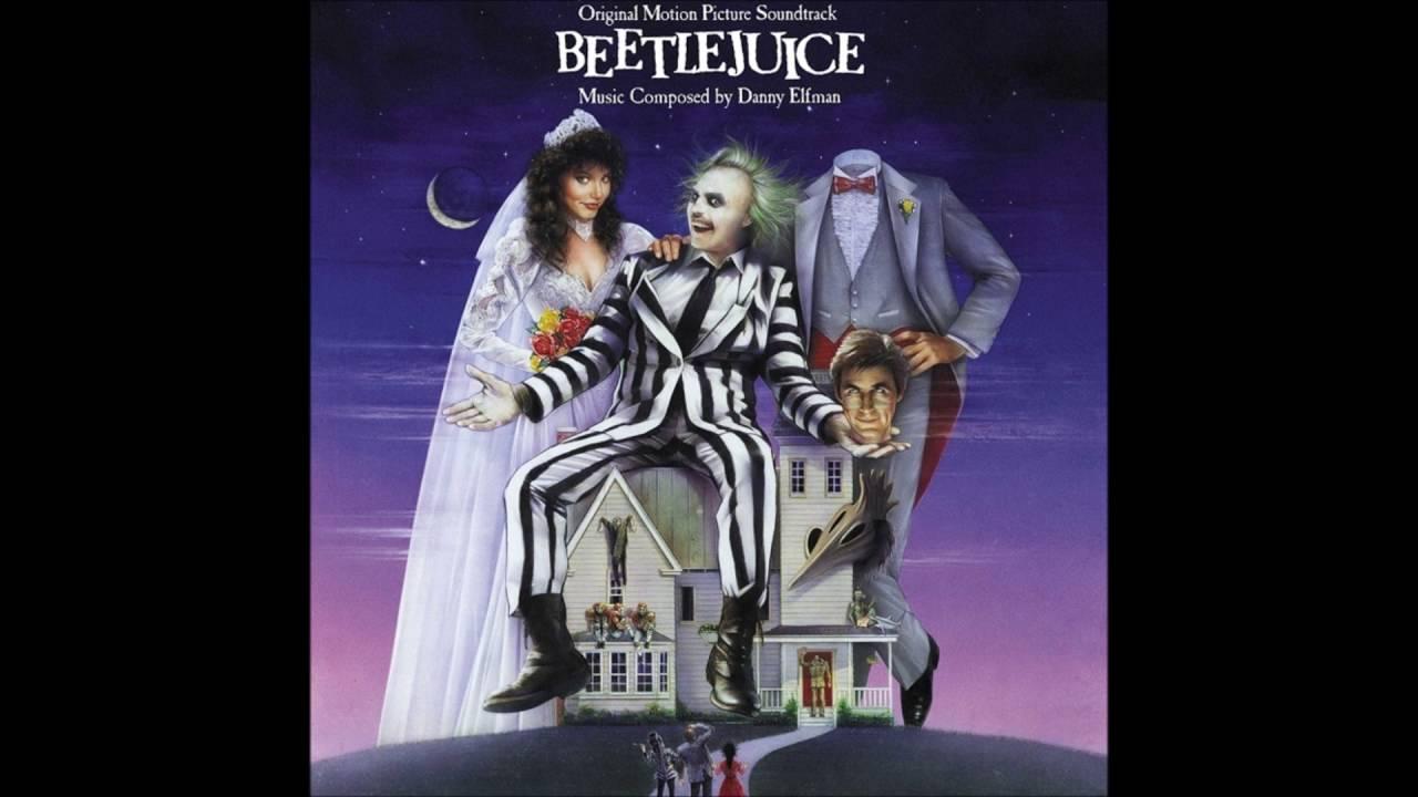 Beetlejuice – Soundtrack, Tráiler