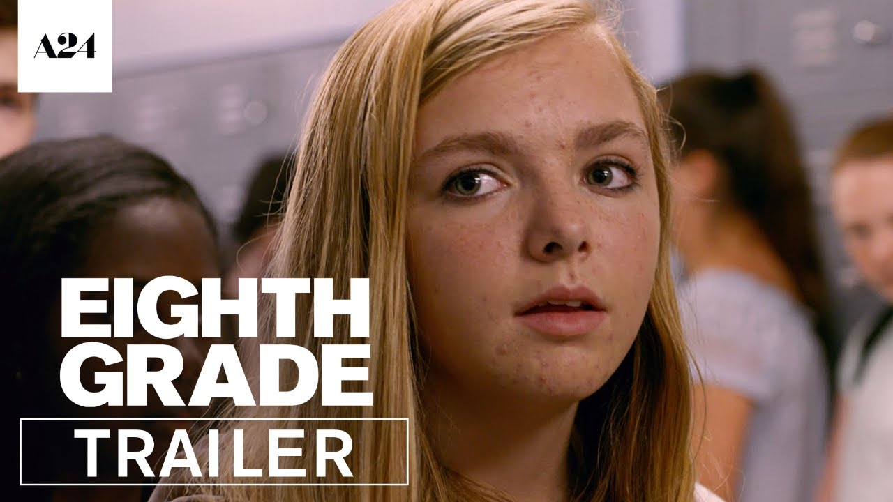Eighth Grade – Soundtrack, Tráiler