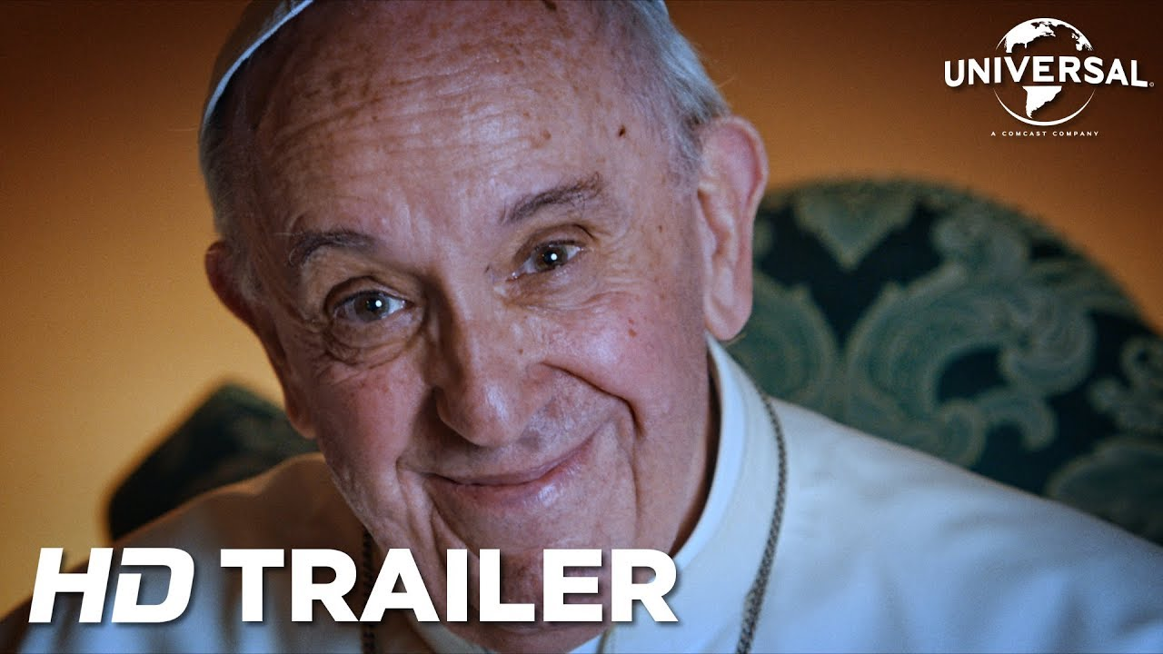 El Papa Francisco: Un hombre de palabra (Pope Francis: A Man of His Word), Documental – Soundtrack, Tráiler