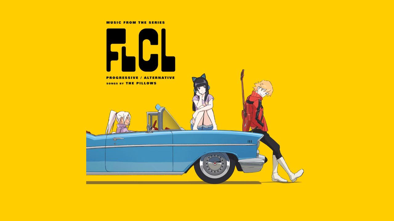 FLCL Progressive & Alternative (FLCL 2&3) – Soundtrack, Tráiler