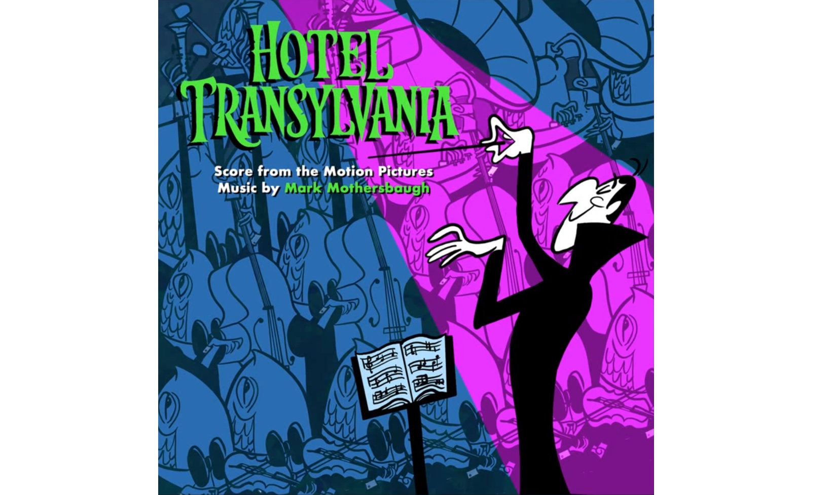 Hotel Transylvania 3: Monstruos de Vacaciones (Hotel Transylvania 3: A Monster Vacation) – Soundtrack, Tráiler