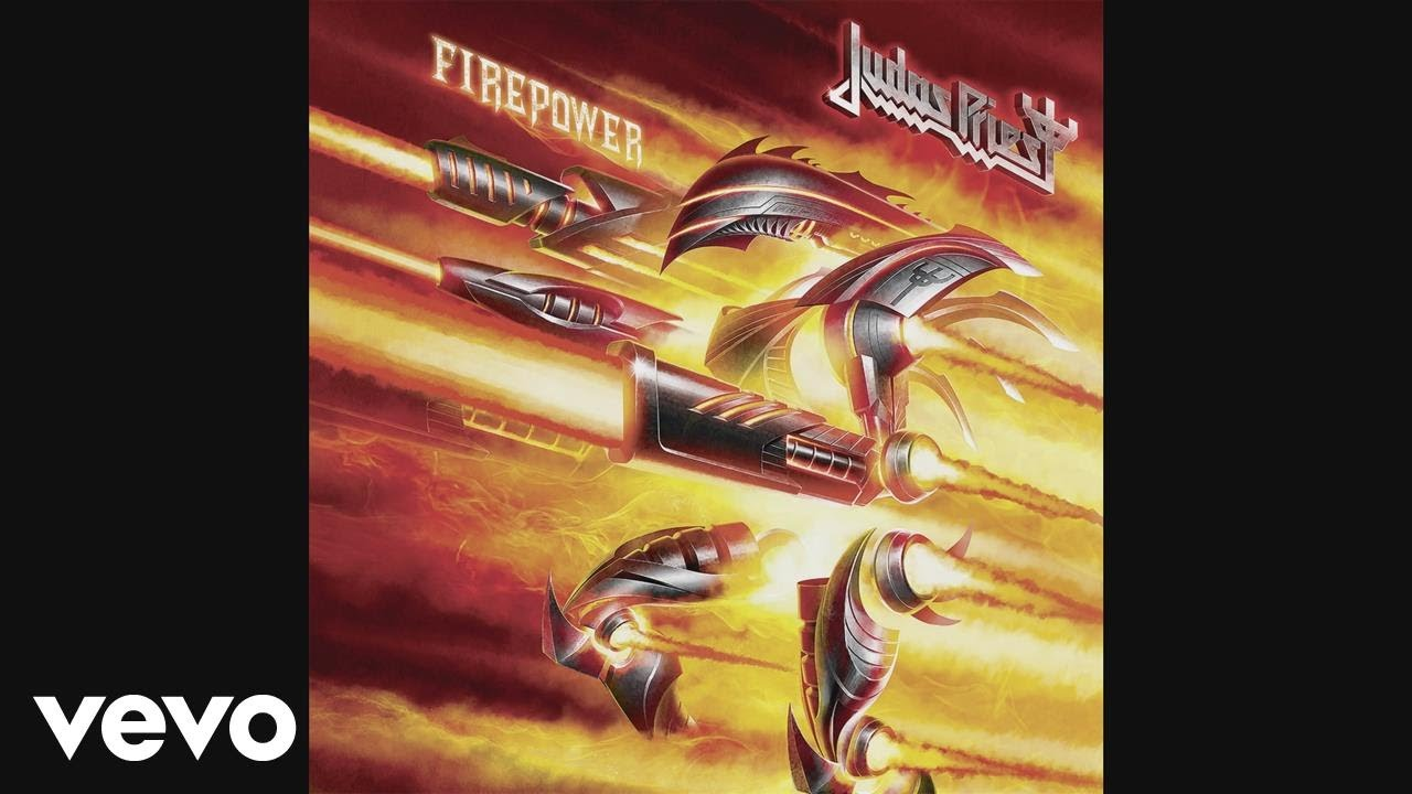 Judas Priest – Discografía (1974-2018)
