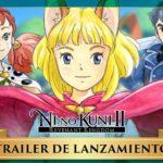 Ni no Kuni II: Revenant Kingdom (PC, PS4) – Tráiler