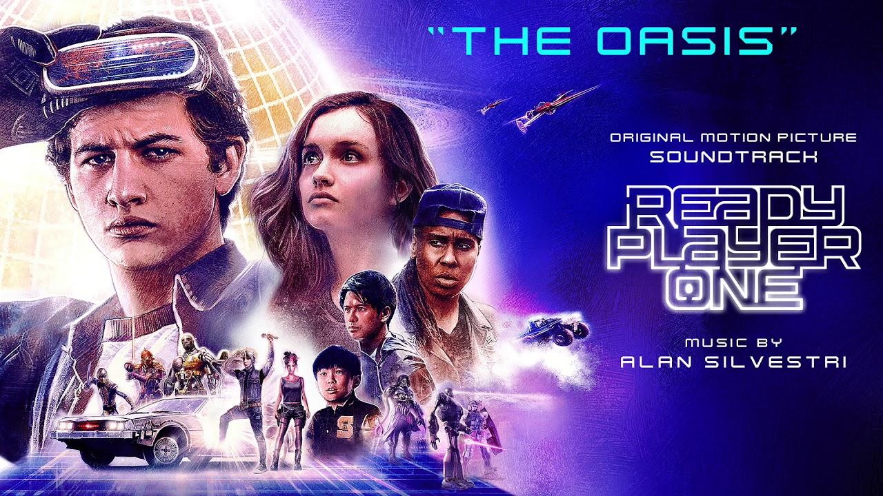 Ready Player One: Comienza el Juego – Soundtrack, Tráiler