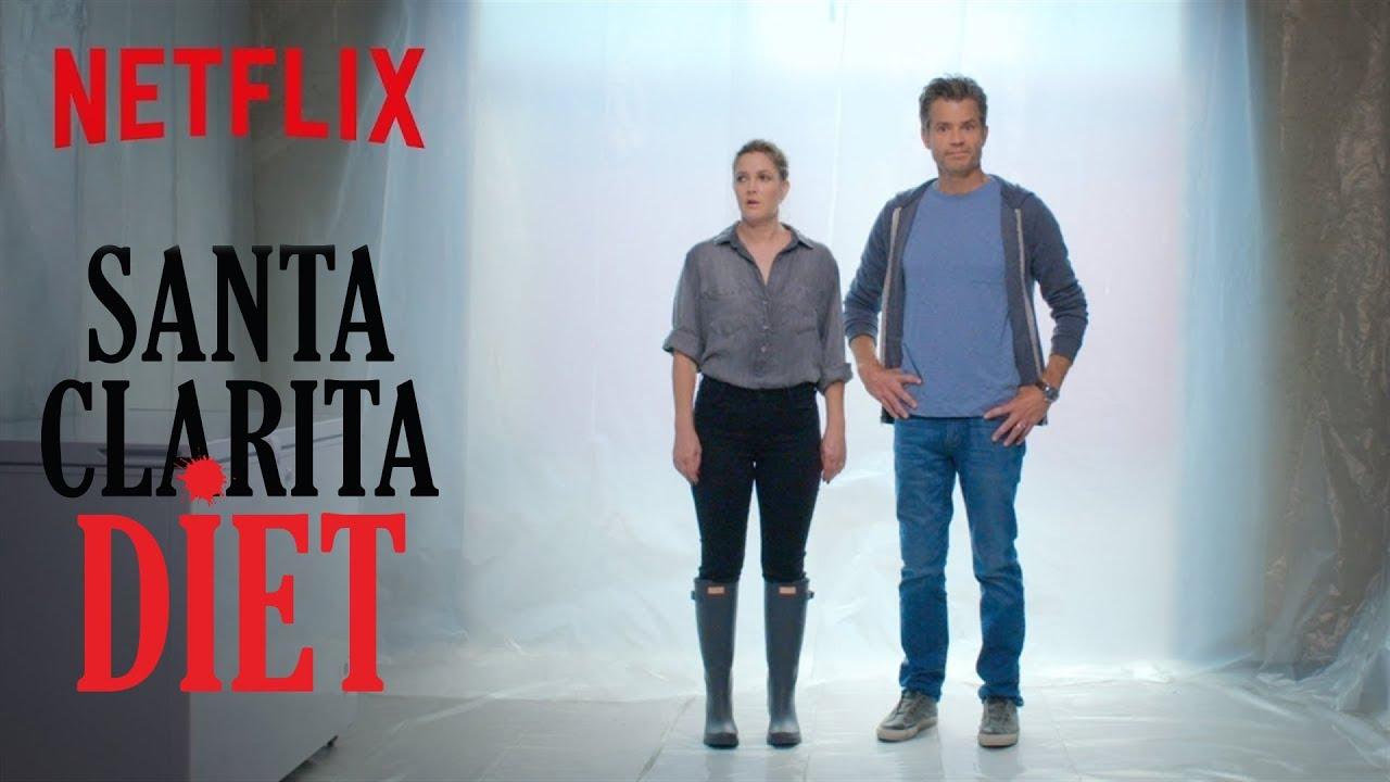 Santa Clarita Diet (Serie de TV) – Tráiler