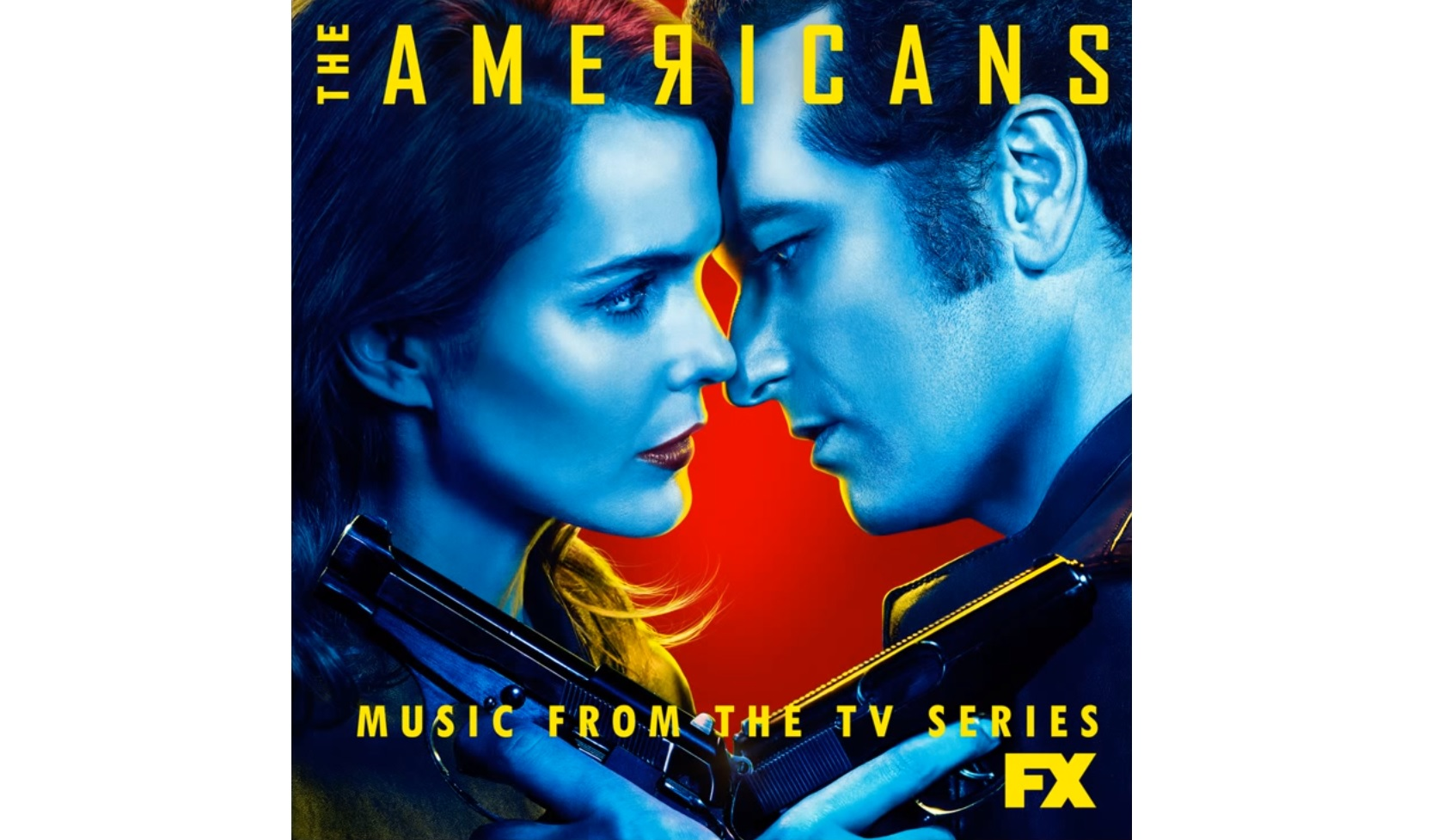 The Americans (Serie de TV) – Soundtrack, Tráiler