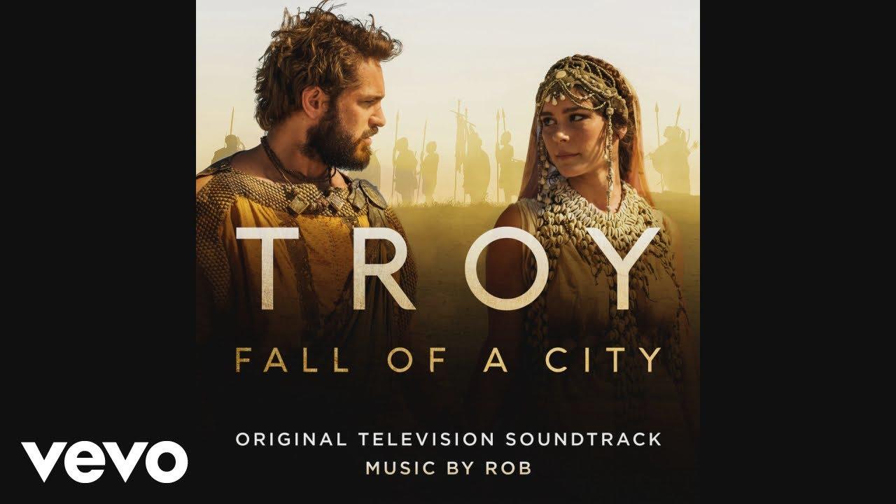 Troya: La caída de una ciudad (Troy: Fall of a City), Serie de TV – Soundtrack, Tráiler