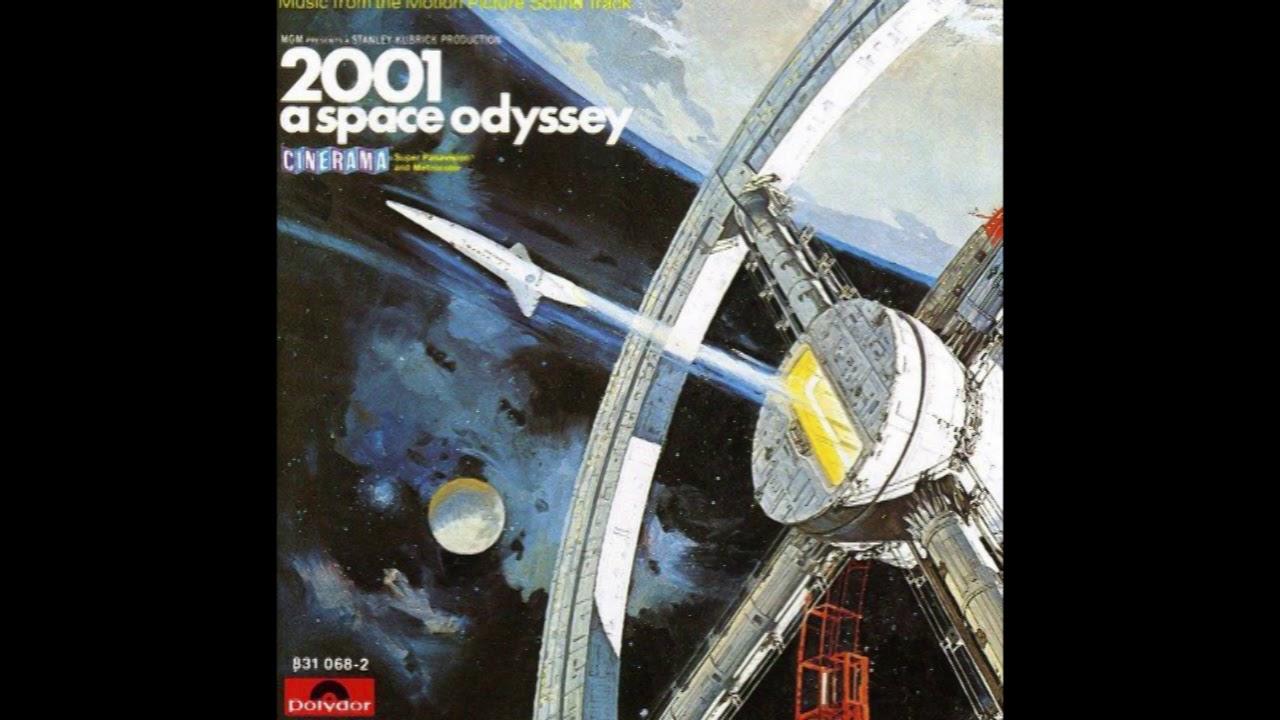 2001: Odisea del espacio (2001: A Space Odyssey), Filme de 1968 – Tráiler, Soundtrack