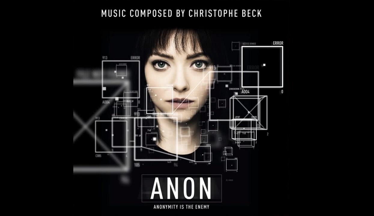 Anon – Soundtrack, Tráiler