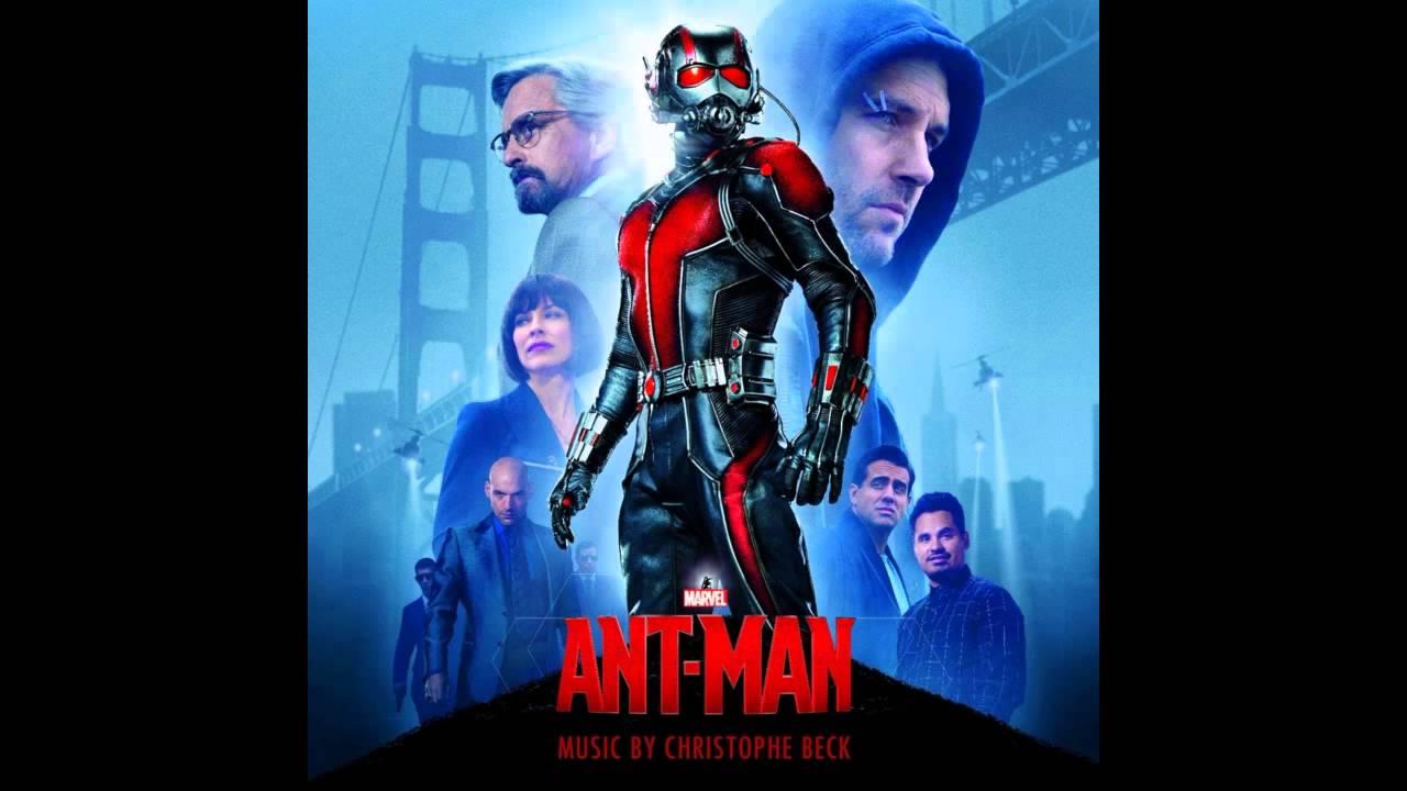 Ant-Man: El Hombre Hormiga – Soundtrack, Tráiler