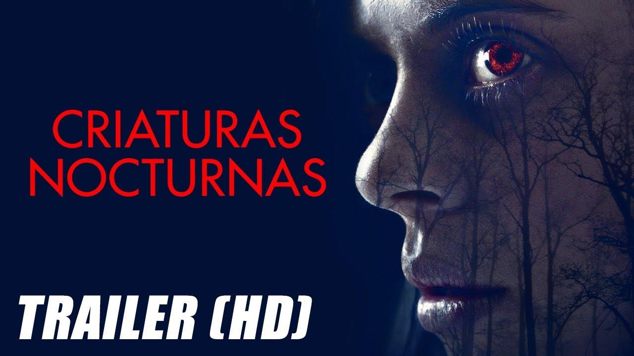 Criaturas Nocturnas (Wildling) – Soundtrack, Tráiler