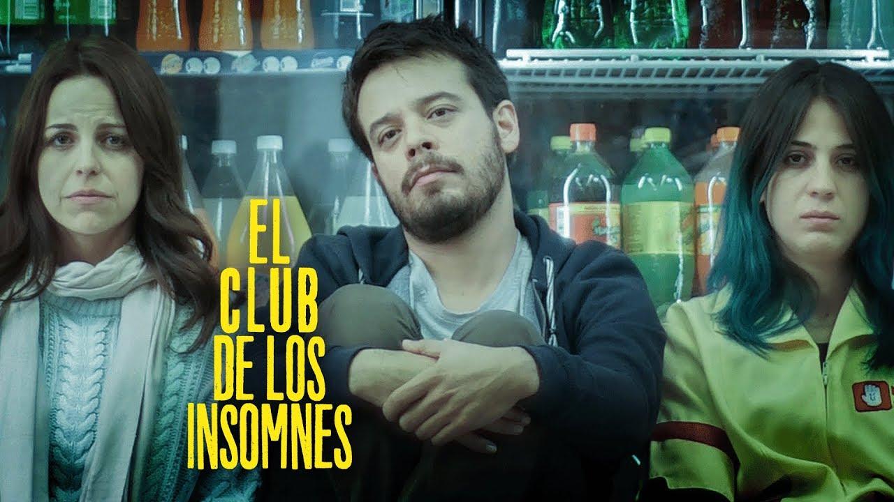 El Club de Los Insomnes – Tráiler