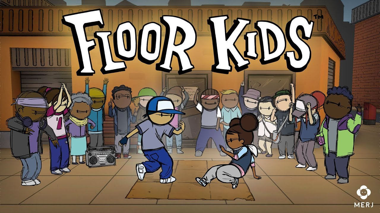 Floor Kids (Switch) – Soundtrack, Tráiler