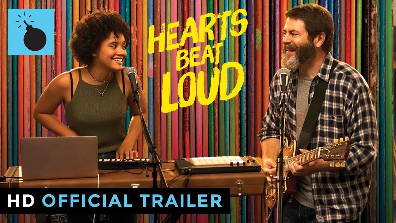 Sonidos del Corazón (Hearts Beat Loud) – Soundtrack, Tráiler