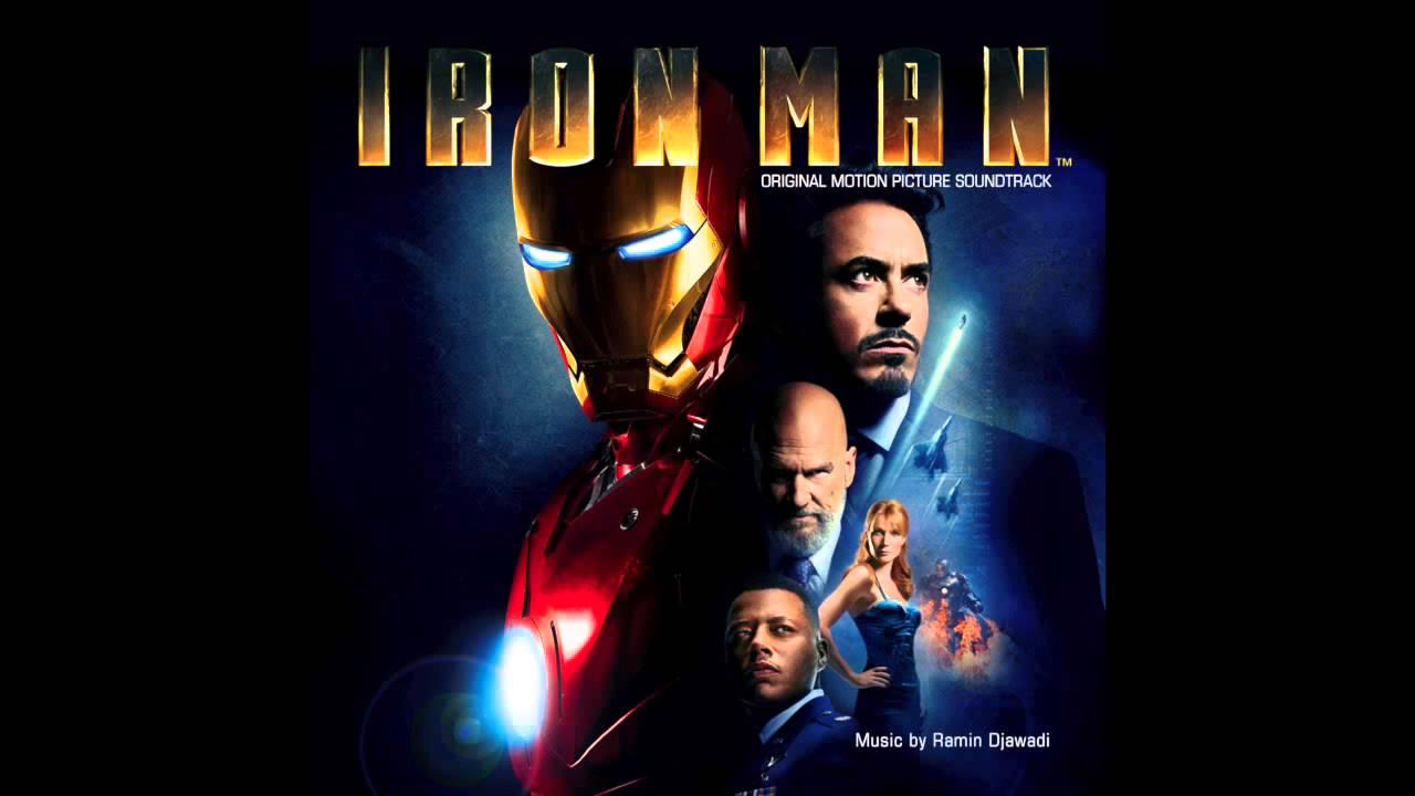 Iron Man (Filmes del 2008 al 2013) – Soundtrack