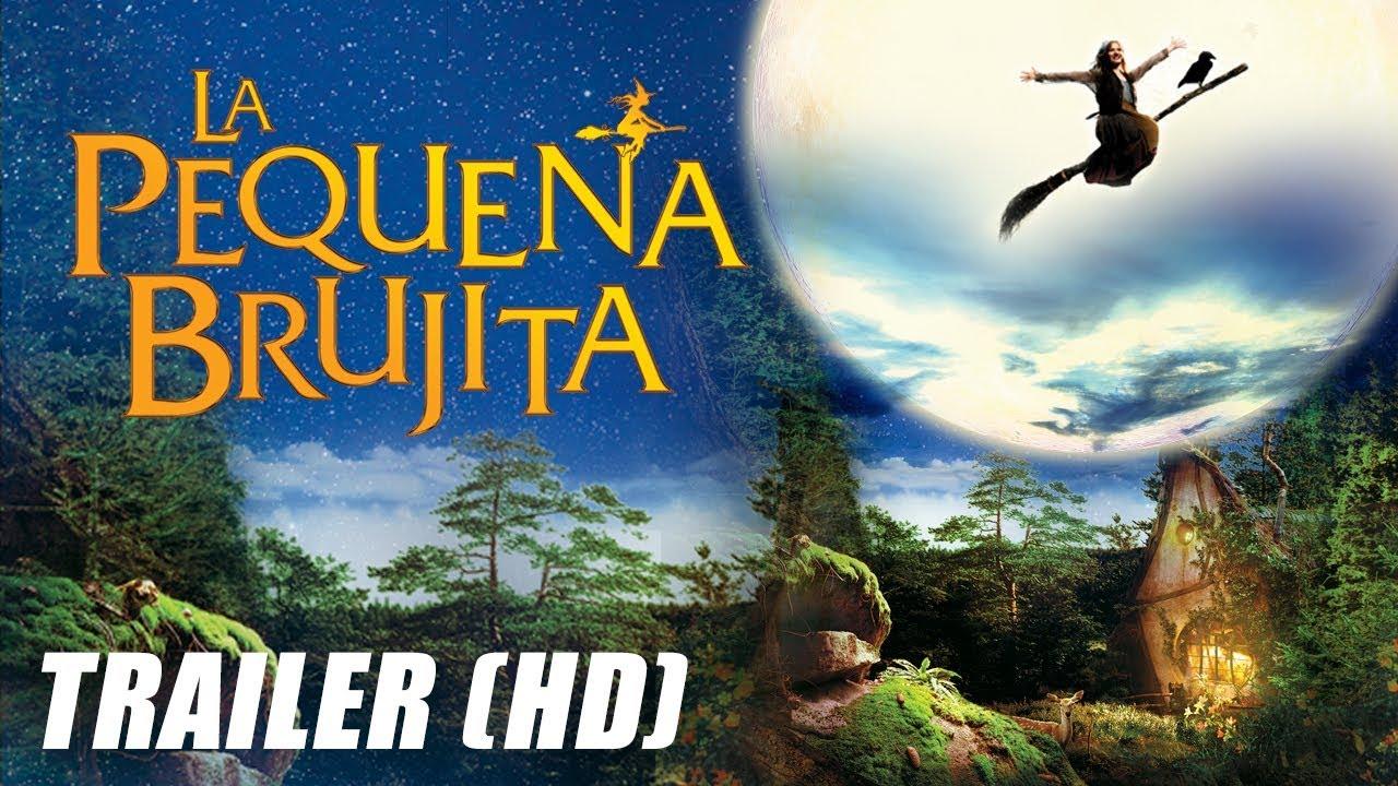 La Pequeña Brujita (Die kleine Hexe) – Soundtrack, Tráiler