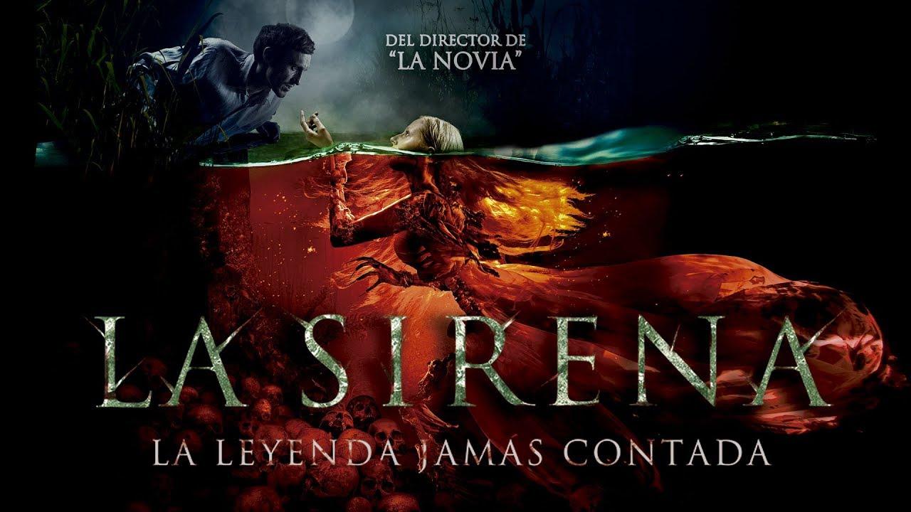 La Sirena: La Leyenda Jamás Contada (Rusalka: Ozero myortvykh) – Tráiler