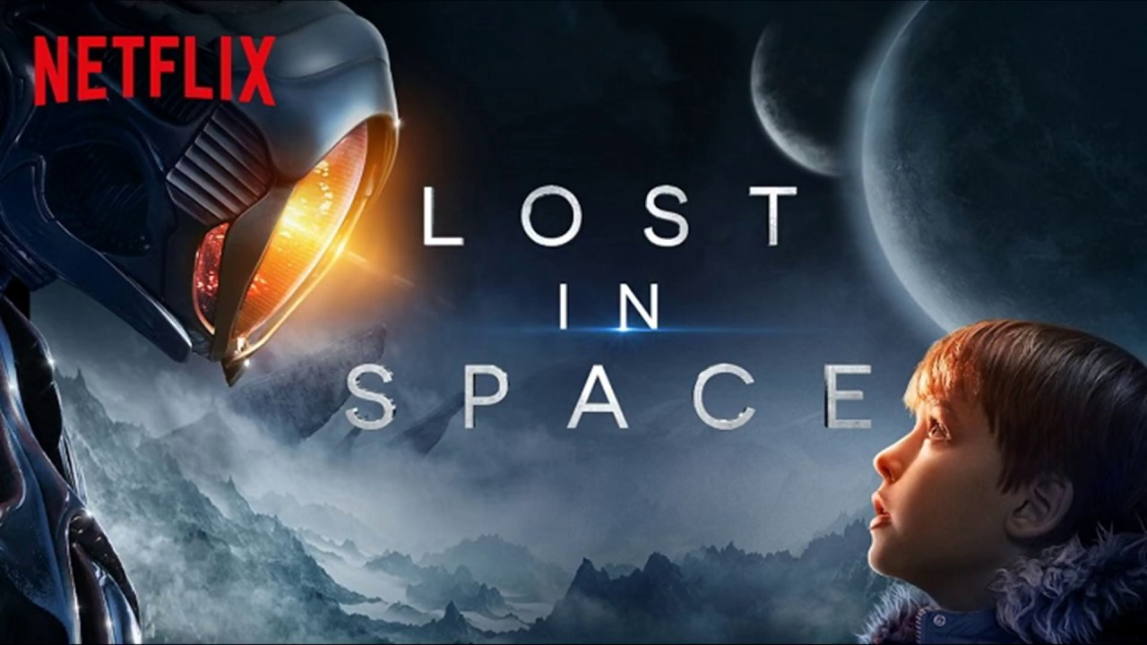 Perdidos en el espacio (Lost in Space), Serie de TV del 2018 – Soundtrack, Tráiler
