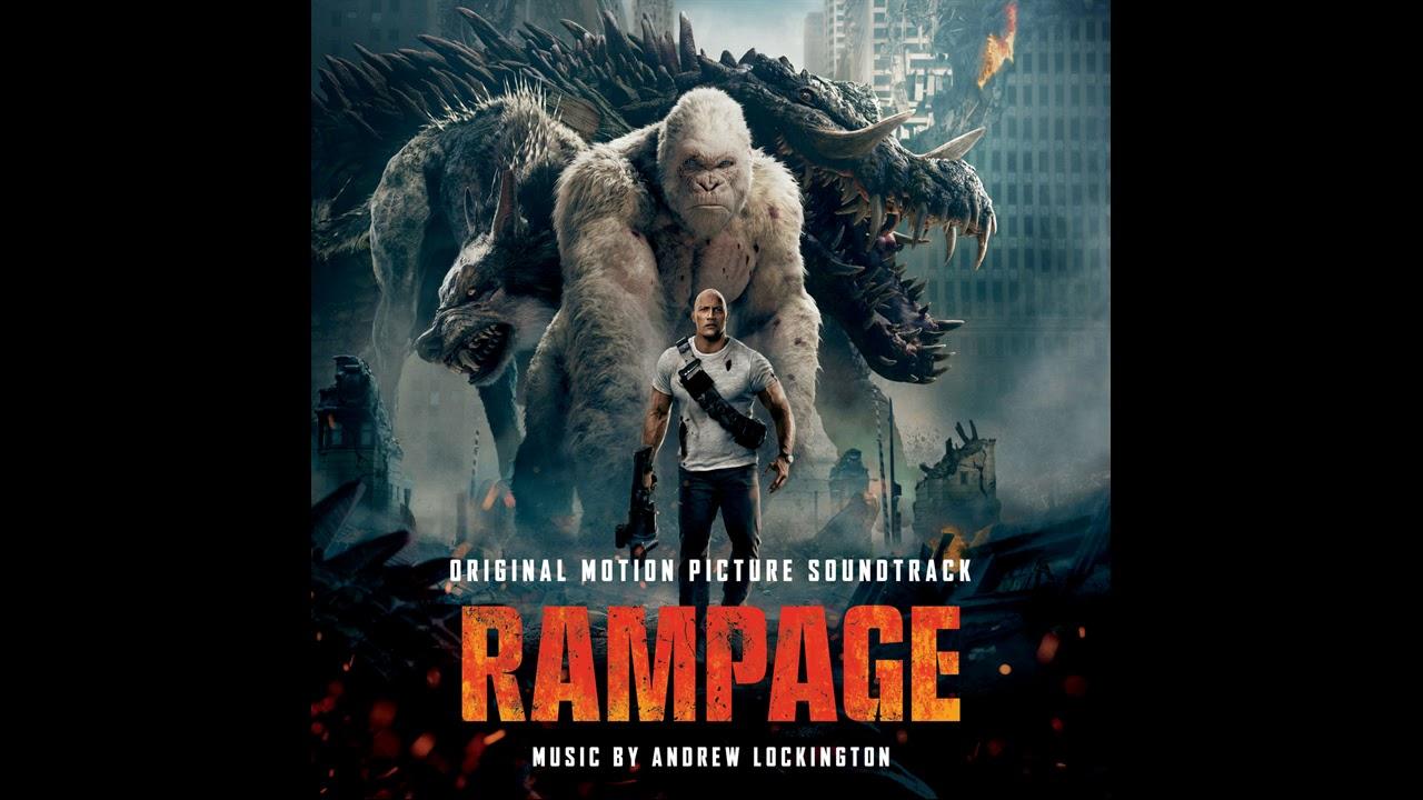 Rampage: Devastación – Soundtrack, Tráiler