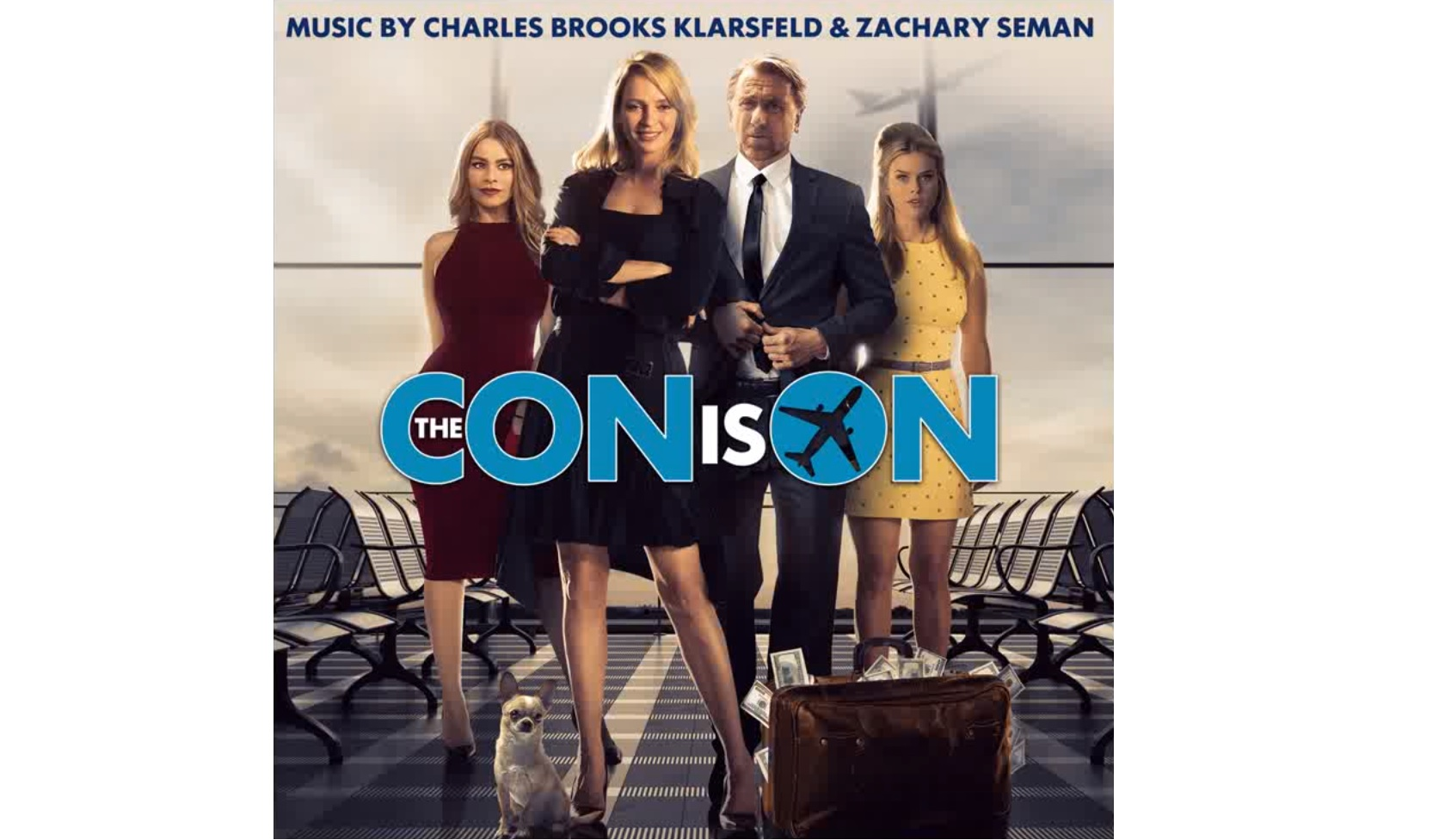The Con is On – Soundtrack, Tráiler