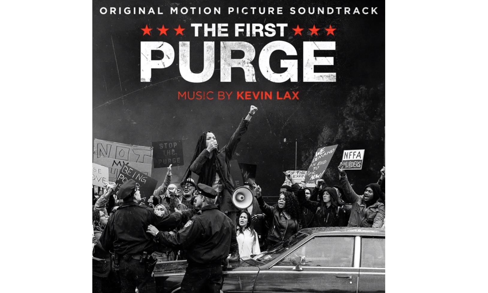 12 Horas Para Sobrevivir El Inicio The First Purge Soundtrack Tráiler Dosis Media