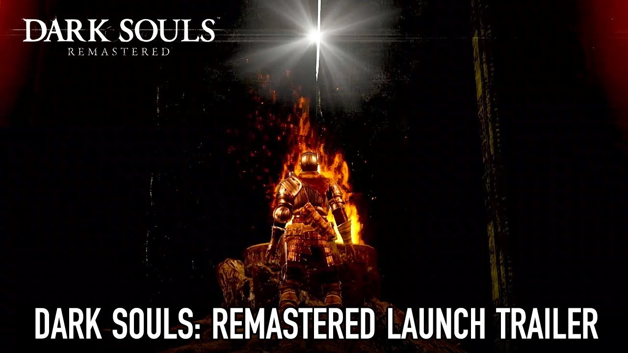 Dark Souls: Remastered (PC, PS4, Switch, XB1) – Soundtrack, Tráiler