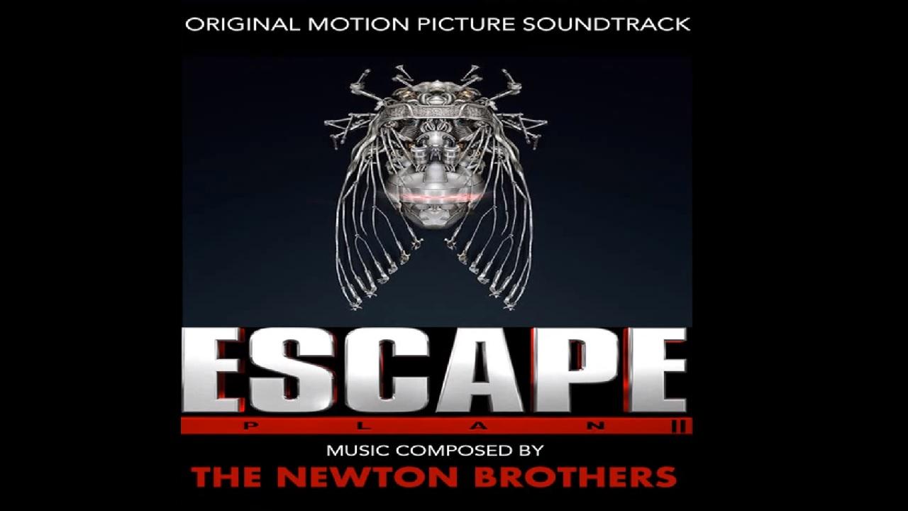 Plan de escape 2: Hades (Escape Plan 2: Hades) – Soundtrack, Tráiler