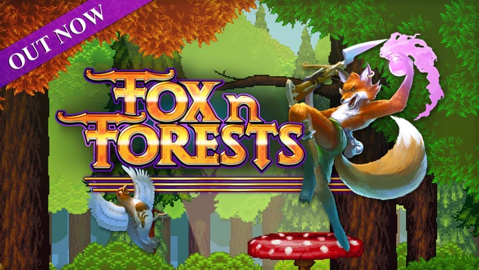 Fox n Forests (PC, PS4, Switch, XB1) – Soundtrack, Tráiler
